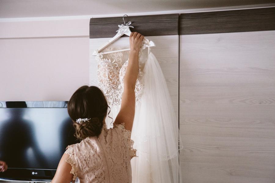 suknia ślubna panny młodej Podlasie