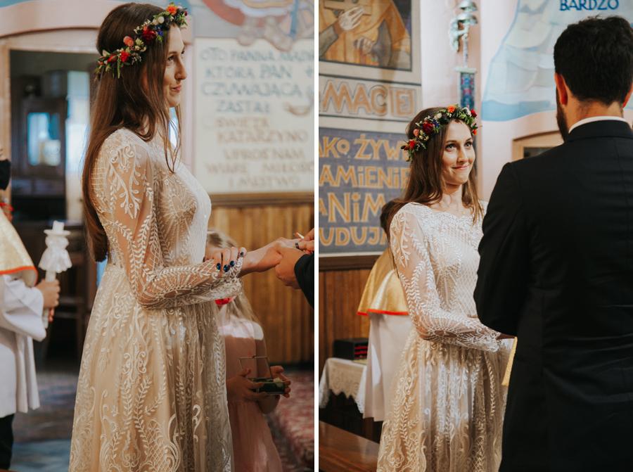 nietypowe obrączki ślubne