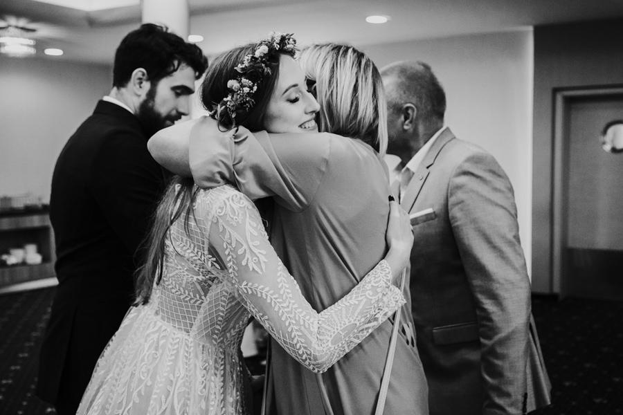 wesele w hotelu łysoń