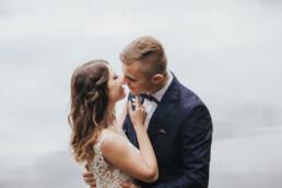 sesja ślubna latem