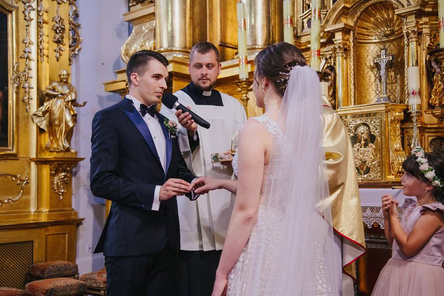 kraków w różowej strefie wesela