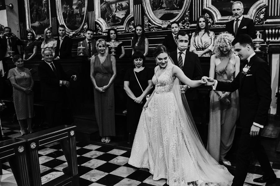 co ze ślubami w małopolsce
