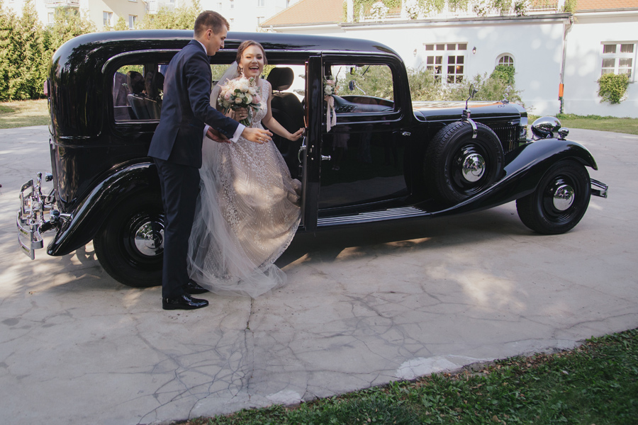 wesele w akacjowym dworze