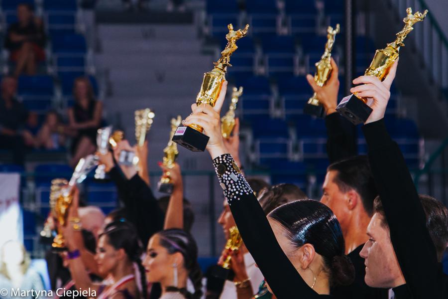 mistrzostwa Polski w Tańcach Latynoamerykańskich