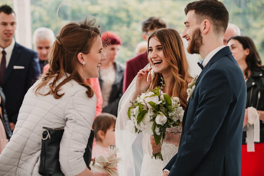 wesele w Brzoskwini